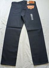 Levi's Mens 501 Original Shrink-to-Fit Indie Charcoal 1434
