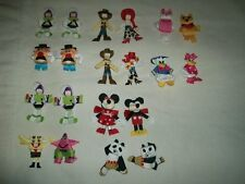 NWOT Hair clip pair (2 pcs) movie character inspired. Dif. styles