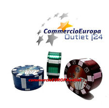TRITATABACCO grinder TRITA TABACCO COLT 52mm IN METALLO IN 3 PARTI IDEA REGALO