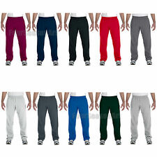 Gildan Heavy Blend Open Bottom Sweatpants Mens S-5XL 10 colors 18400-G184