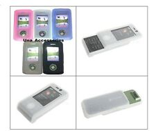 Silicone Soft Rubber Skin Case/ Cover for Many Sony Ericsson Different Model