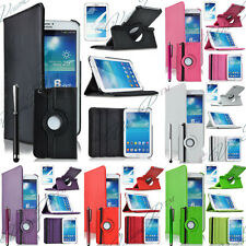 Pack Accessoires Etui Coque Housses Protection Samsung Galaxy Tab 3 III 8.0 T311