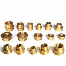 BRASS BSP REDUCING  VARIOUS SIZES  high quality Free Posting