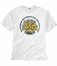 I Am The Bus Driver Occupation T-Shirt