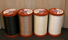 Upholstery Thread Coats Clark Extra Strong Sewing Quilting Craft Notion Nylon