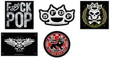 Five Finger Death Punch Sew On Patches NEW OFFICIAL Choice of 5 designs