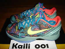 Nike Air Zoom Kobe VI (GS) 6 Prelude 429913-008 B