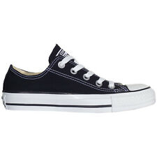 Converse Chuck Taylor All Stars Ox Unisex Shoe Black All Sizes