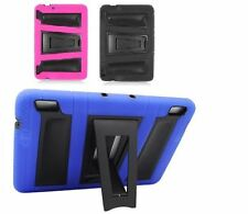 """For Amazon Kindle Fire HDX 7"""" Tough Heavy Duty Cover Case Protector"""