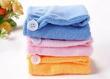 3 Twisty Towels - The Super Absorbent Hair Towel! Comparable to Turbie Twist!
