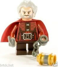 LEGO LORD OF THE RINGS - DORI THE DWARF FIGURE + FREE DAGGER & CHAIN ,FAST, NEW
