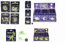 GLOW IN THE DARK DINOSAURS STARS PLANETS CREATURES WALL CEILING BEDROOM