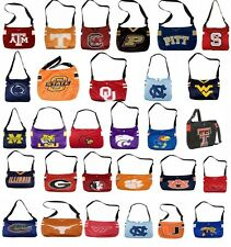NCAA Jersey Tote Bag Pick your Favorite Team Made with Real Jersey Material