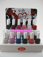 Duri Truth or Dare Nail Polish Collection 0.5oz 15ml You Pick From 12 Colors