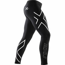 NEU 2XU Herren Compression Tight Herren Kompression-Laufhose Lang