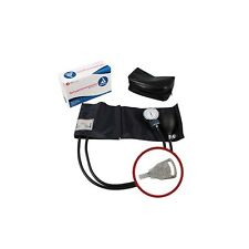 Professional Quality Aneroid Sphygmomanometer Blood Pressure Monitor Cuff Heart