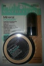 Maybelline New York Mineral Power Powder Foundation *CHOOSE YOUR SHADE*