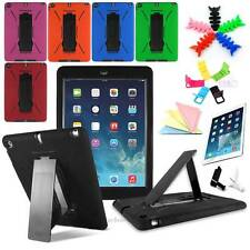 Extreme Duty Shockproof Hybrid Rubber TE-Otter Protective Case For iPad Air Box