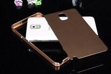 2013 Luxury Metal Aluminum New Case Cover  for Samsung Galaxy note 3 N9000