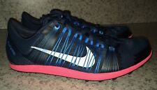 NEW Mens NIKE Zoom Victory XC 2 Dark Blue Cross Country Track Spikes Shoes 13 14