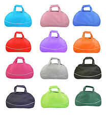 Gym Duffle Bag Overnighter Travel Workout Sports Luggage Bag Tote Suitcase