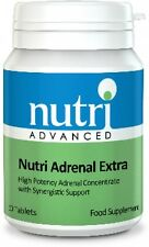 Nutri Advanced Adrenal Extra High Potency Adrenal Gland Support Hormones Stress