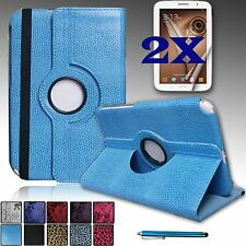 For Samsung Galaxy NOTE 8.0 8 inch Tablet SGH-I467 Rotating Leather Case Cover