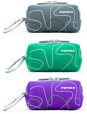 Neoprene Camera Case Bag With Hook For NIKON COOLPIX Compact Digital Camera