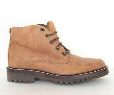 """Hitchcock Mens 6"""" Leather Work Boots 2900 Brown - New Size 6 - 11.5 3E & 5E Wide"""
