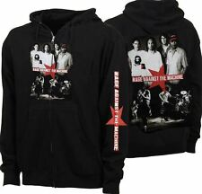 RAGE AGAINST THE MACHINE Rock Band Hoodie S M L XL