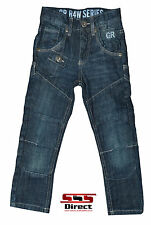 NEW Boys Kids Toddlers Latest Trendy Fashion GR RAW Jeans Age 2 3 4 5 6 7