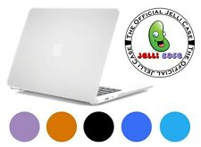 """Jelli Case Candy Shell Macbook Air 13"""" Protective Cover   Matte or Glossy Finish"""
