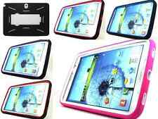 Duo Layer Rugged Stand Hybrid Multi Color Cover Case Tablet Accessory Protector