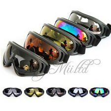 M Tactical Ski Goggle Snow Mobile Motorcycle Goggle Eyewear Glasses Eyewear Lens