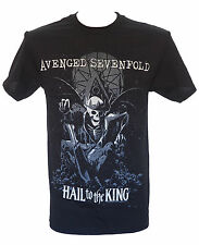 AVENGED SEVENFOLD - END OF DAYS Hail To The King - Official T-Shirt - New M L XL