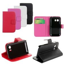 Accessory Flip Wallet Card Holder Leather Case Cover for Samsung Galaxy Y S5360