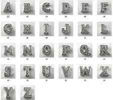 Cute New Floating Charms Memory Lockets Living Story Southhill Letters Alphabet