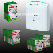 Fuji Fujifilm instax Share SP-1 Smartphone Printer Instant iPhone Android + Film