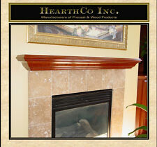 Fireplace mantle Cambria Cap