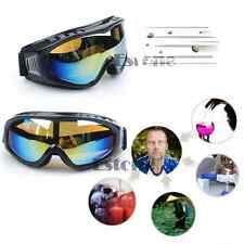 Coated Safety Skiing Goggles Outdoor Sport Dustproof Sunglass Eye Glasses New