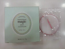 [Etude House] Magic Any Cushion & Puff Collection Set (Mint, Pink, Peach)