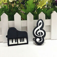 New Cartoon piano/notation Model USB 2.0 Flash Memory Stick Drive 4-32GB HH260