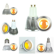 Dimmable 110V 220V E27 E14 MR16 GU10 LED COB Light Lamp Spot Ceiling Down Bulb