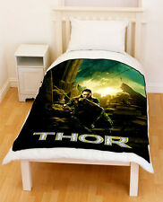Loki Tom Hiddleston Villain Fleece Blanket / Fleece Throw Medium & LARGE 001