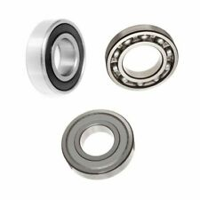6000 Series Quality C3 Clearance 2RS, ZZ & OPEN Metric Ball Bearing Choose Size: