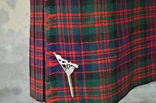 Scottish Highland Wear Active Men Mcdonald Tartan Traditional Sport Utility Kilt