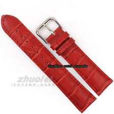 16mm~18mm Women Top Grade High Quality Genuine Leather Watch BANDS Strap B44_2