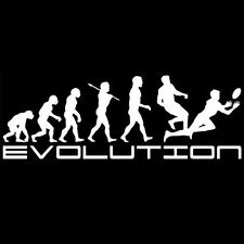 RUGBY EVOLUTION (Football Game Team Player Ball Rugger Footy Evolve) T-SHIRT