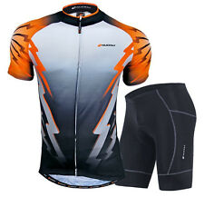 2014 NEW Cycling bicycle Jersey + short outdoor sports Clothing Bike Size M-XXL