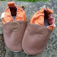 Tula2shoes Soft Leather Baby Girls Boys Toddler Shoes  0-6,6-12,12-18,18-24 mths